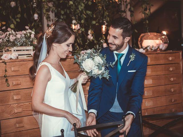 La boda de Jose y Beatriz en Castillo De Bayuela, Toledo 121
