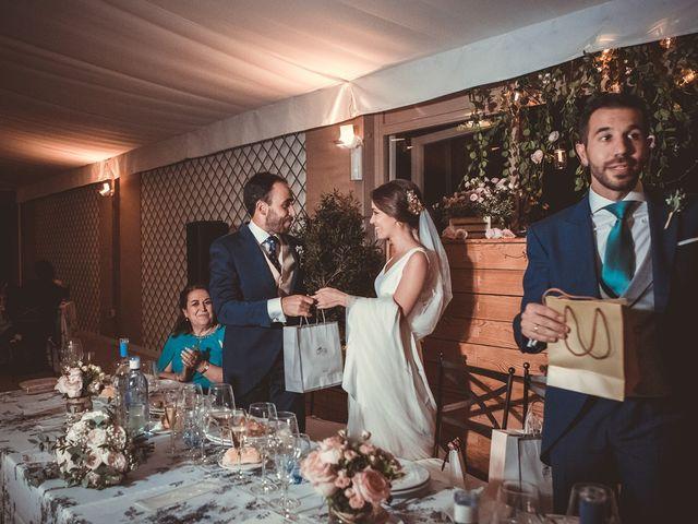 La boda de Jose y Beatriz en Castillo De Bayuela, Toledo 124