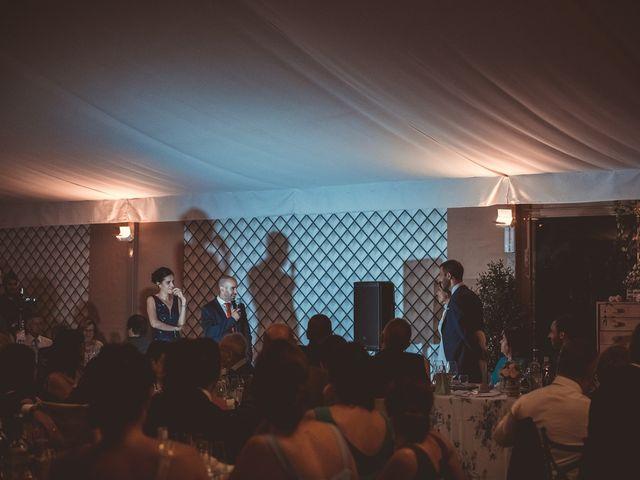 La boda de Jose y Beatriz en Castillo De Bayuela, Toledo 127