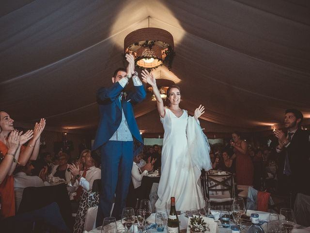 La boda de Jose y Beatriz en Castillo De Bayuela, Toledo 134
