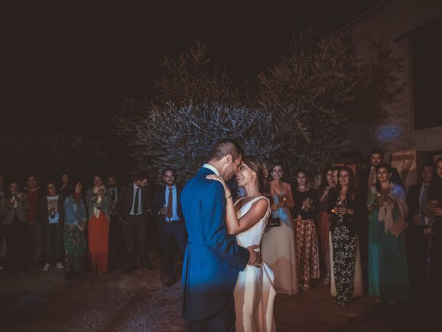 La boda de Jose y Beatriz en Castillo De Bayuela, Toledo 140