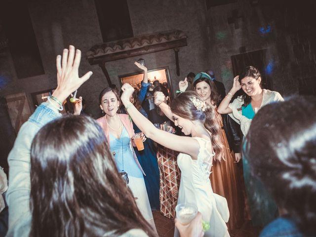La boda de Jose y Beatriz en Castillo De Bayuela, Toledo 142