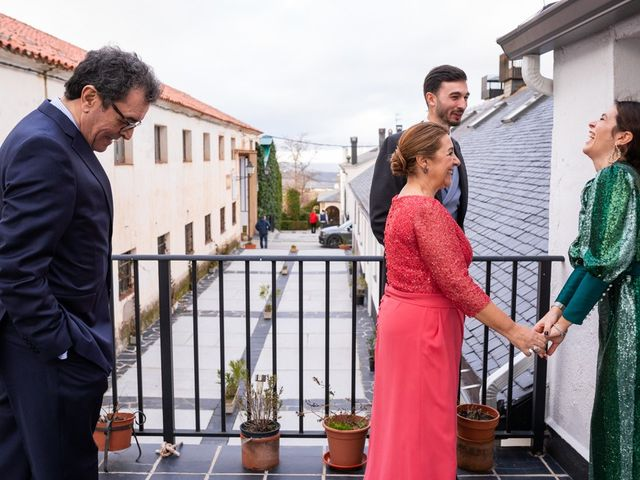 La boda de Ignacio y María en Otero De Herreros, Segovia 10