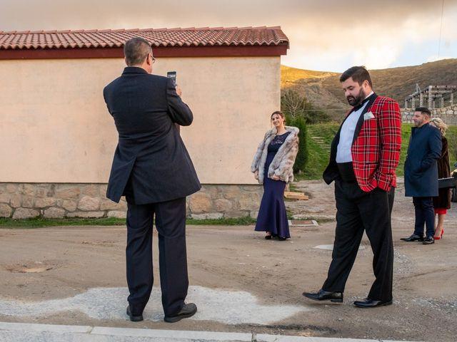 La boda de Ignacio y María en Otero De Herreros, Segovia 16
