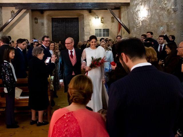 La boda de Ignacio y María en Otero De Herreros, Segovia 18