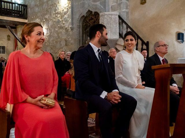 La boda de Ignacio y María en Otero De Herreros, Segovia 19
