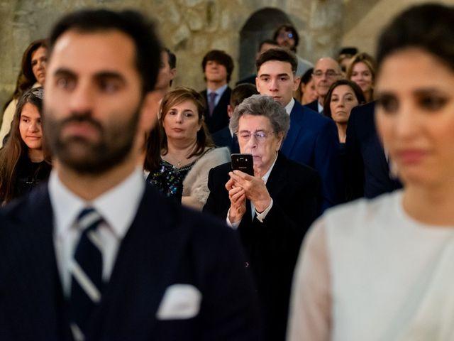 La boda de Ignacio y María en Otero De Herreros, Segovia 20