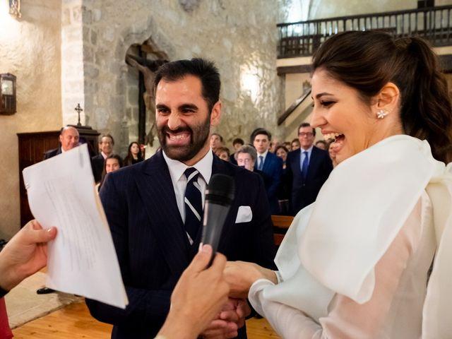 La boda de Ignacio y María en Otero De Herreros, Segovia 23