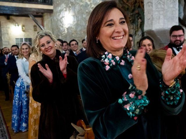 La boda de Ignacio y María en Otero De Herreros, Segovia 24