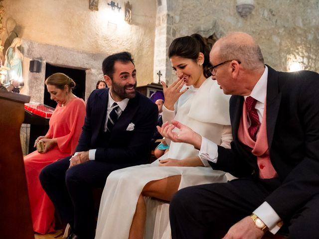 La boda de Ignacio y María en Otero De Herreros, Segovia 25