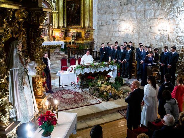 La boda de Ignacio y María en Otero De Herreros, Segovia 27