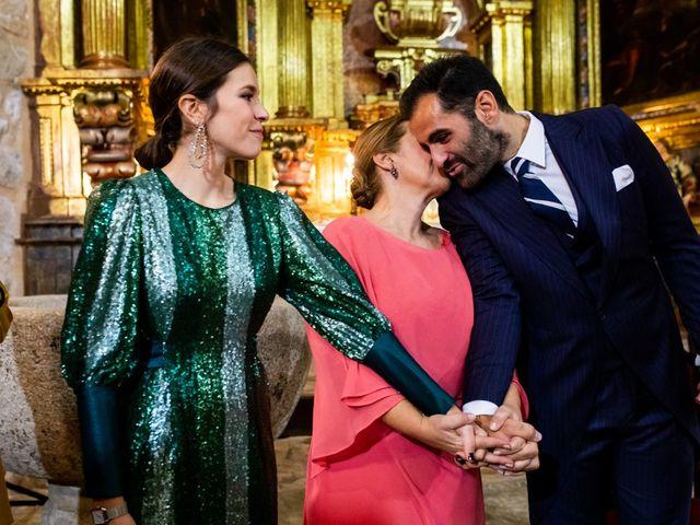 La boda de Ignacio y María en Otero De Herreros, Segovia 29