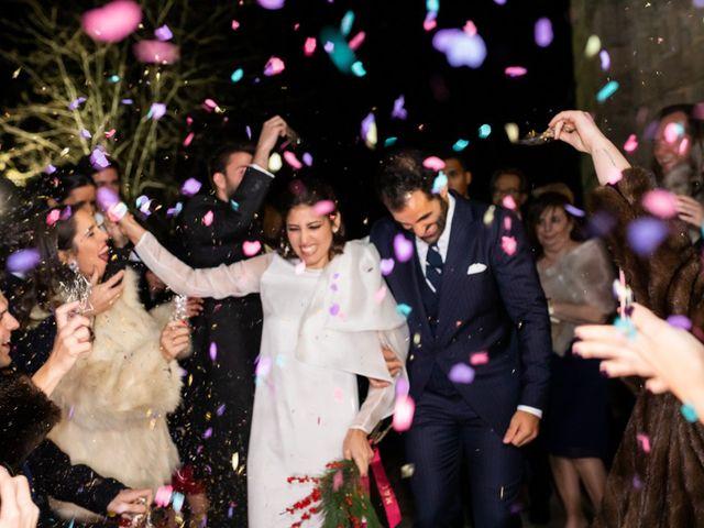 La boda de Ignacio y María en Otero De Herreros, Segovia 31