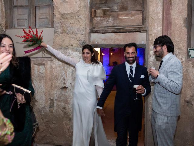 La boda de Ignacio y María en Otero De Herreros, Segovia 33