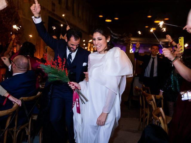 La boda de Ignacio y María en Otero De Herreros, Segovia 35