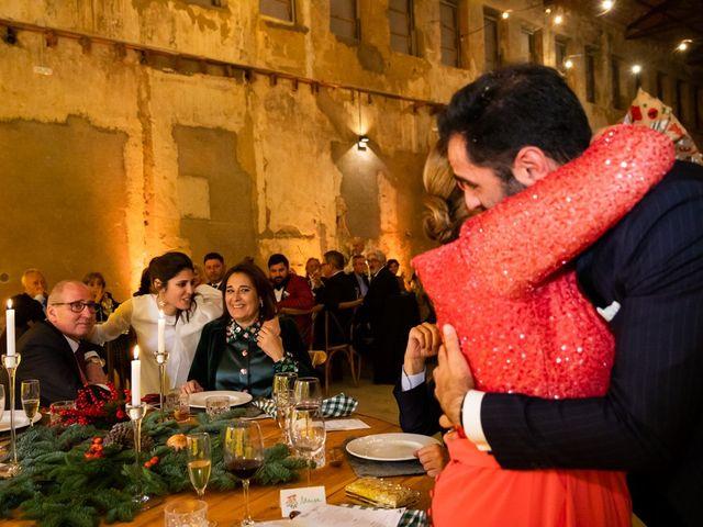 La boda de Ignacio y María en Otero De Herreros, Segovia 37