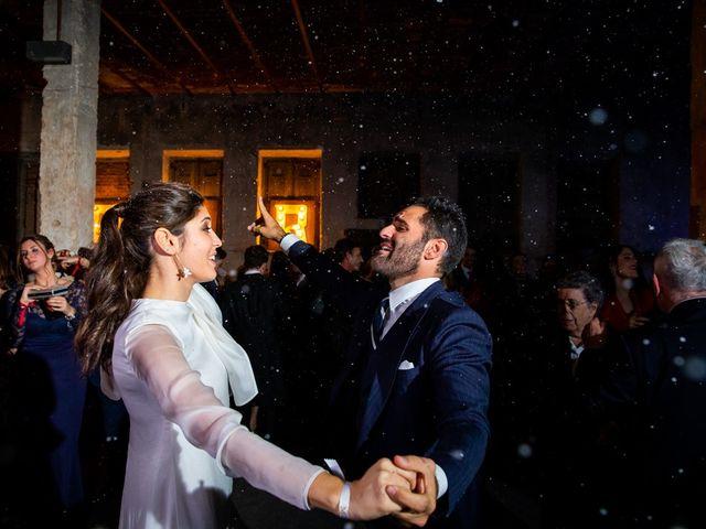 La boda de Ignacio y María en Otero De Herreros, Segovia 39