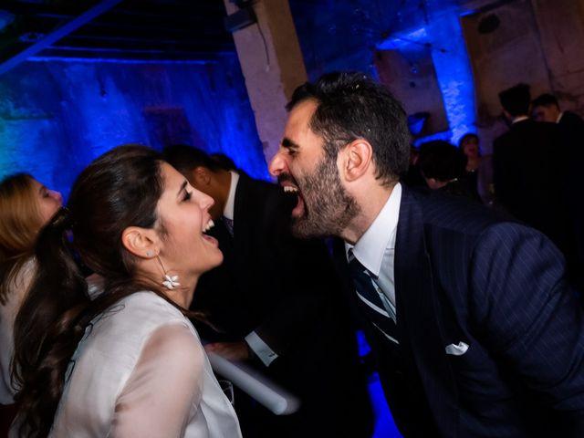 La boda de Ignacio y María en Otero De Herreros, Segovia 42