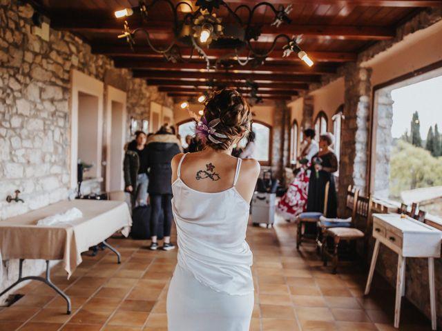 La boda de Jonathan y Ylenia en Sallent, Barcelona 17