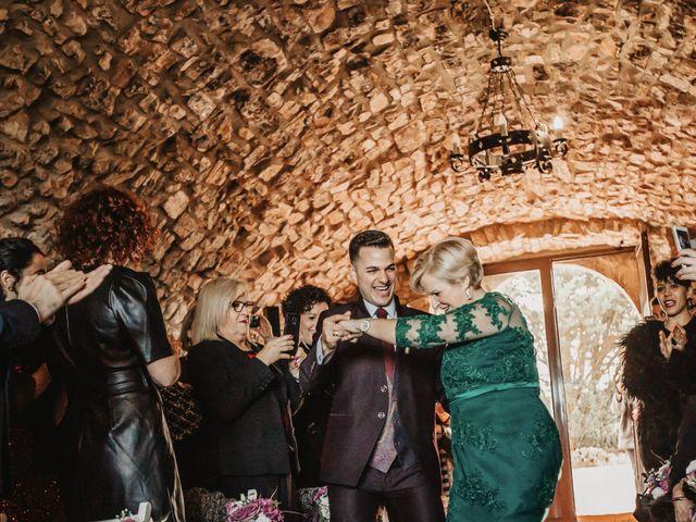 La boda de Jonathan y Ylenia en Sallent, Barcelona 26