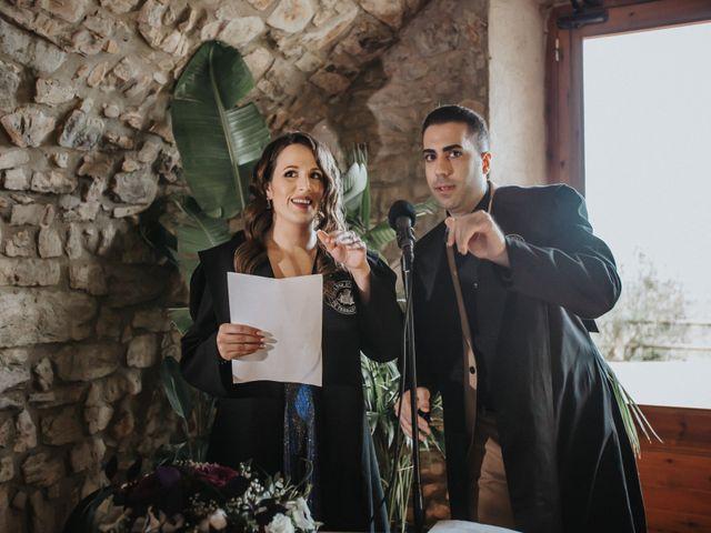 La boda de Jonathan y Ylenia en Sallent, Barcelona 28