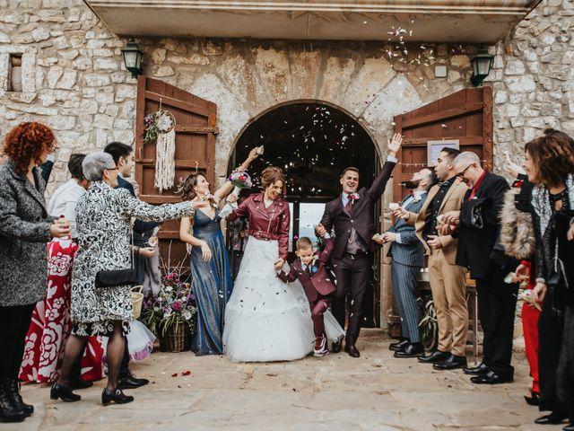 La boda de Jonathan y Ylenia en Sallent, Barcelona 36