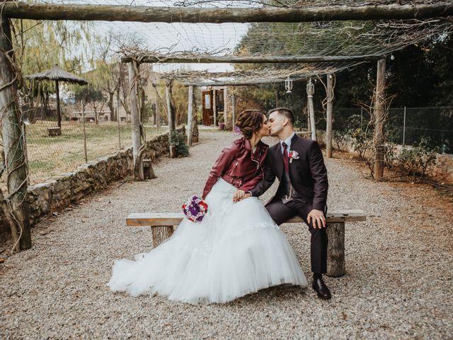 La boda de Ylenia y Jonathan