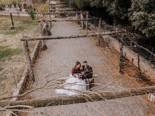 La boda de Jonathan y Ylenia en Sallent, Barcelona 39