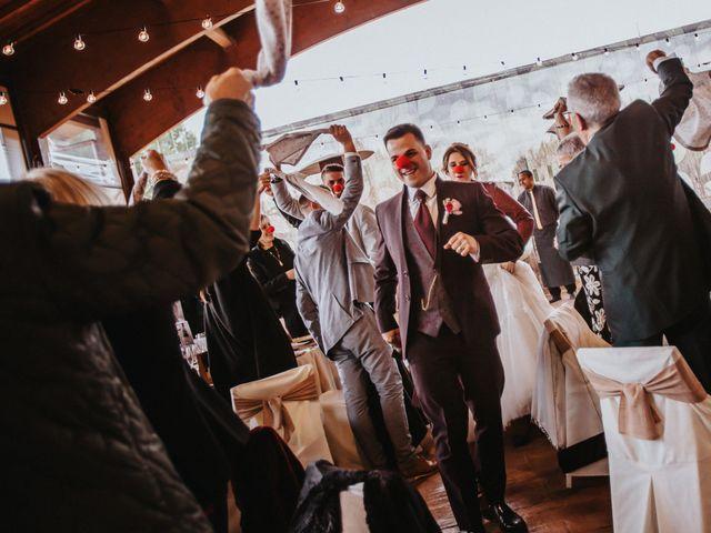 La boda de Jonathan y Ylenia en Sallent, Barcelona 45