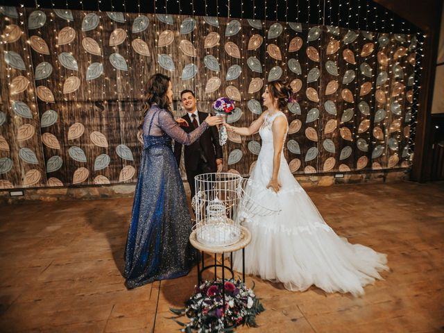 La boda de Jonathan y Ylenia en Sallent, Barcelona 51