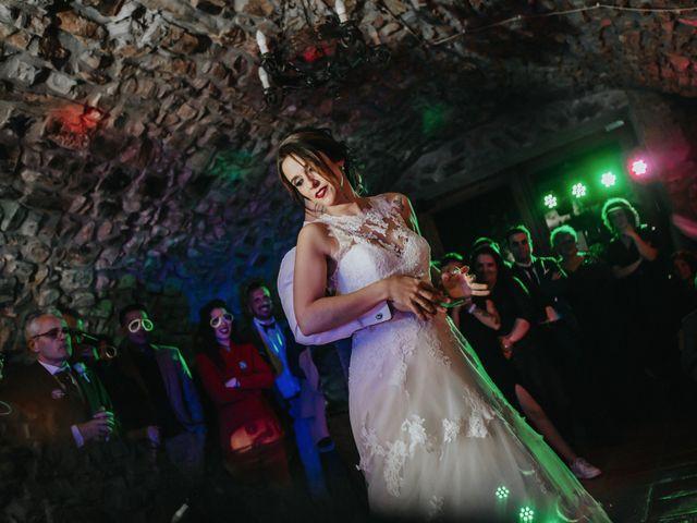 La boda de Jonathan y Ylenia en Sallent, Barcelona 55
