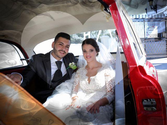 La boda de Antonio y Azahara en Arroyo De La Miel, Málaga 1