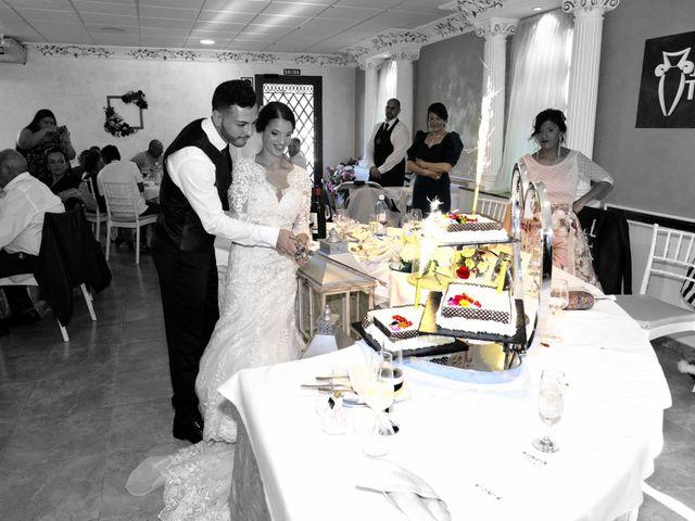 La boda de Antonio y Azahara en Arroyo De La Miel, Málaga 3