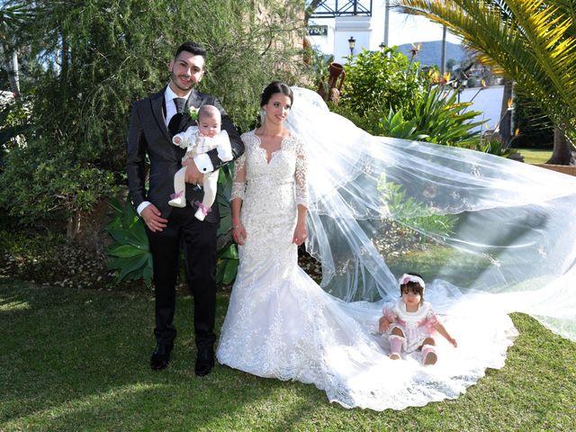 La boda de Antonio y Azahara en Arroyo De La Miel, Málaga 4