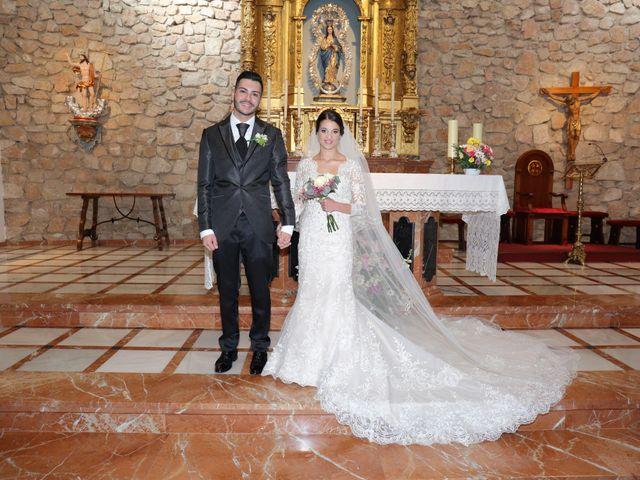 La boda de Antonio y Azahara en Arroyo De La Miel, Málaga 6