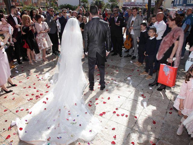La boda de Antonio y Azahara en Arroyo De La Miel, Málaga 8
