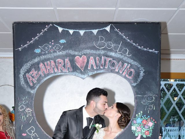 La boda de Antonio y Azahara en Arroyo De La Miel, Málaga 9
