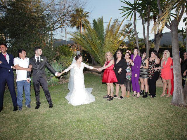 La boda de Antonio y Azahara en Arroyo De La Miel, Málaga 11