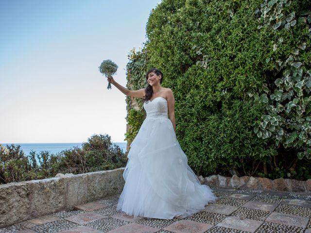 La boda de Iván y Bego en Altafulla, Tarragona 21
