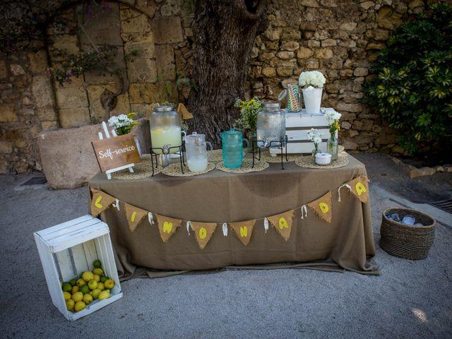 La boda de Iván y Bego en Altafulla, Tarragona 23