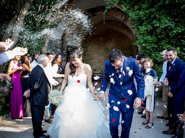 La boda de Iván y Bego en Altafulla, Tarragona 31