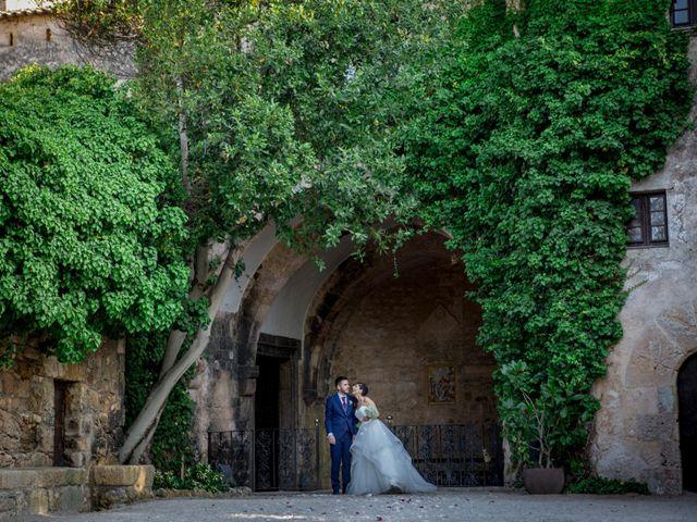 La boda de Iván y Bego en Altafulla, Tarragona 33