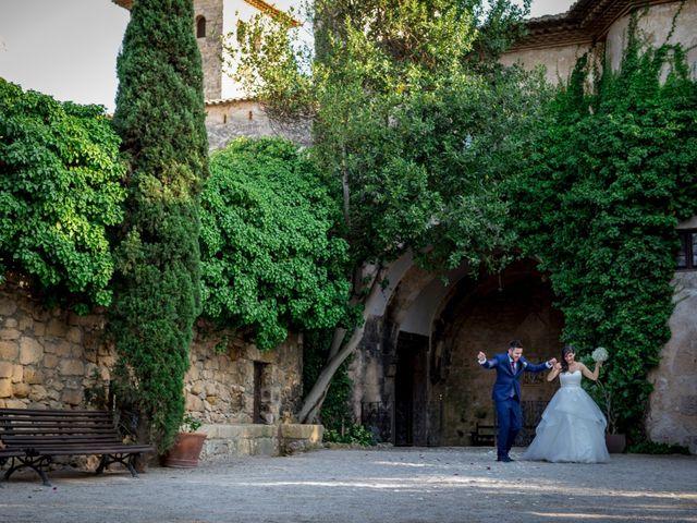 La boda de Iván y Bego en Altafulla, Tarragona 34