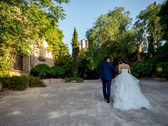 La boda de Iván y Bego en Altafulla, Tarragona 36