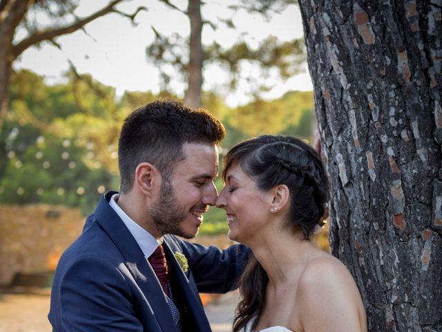 La boda de Iván y Bego en Altafulla, Tarragona 40