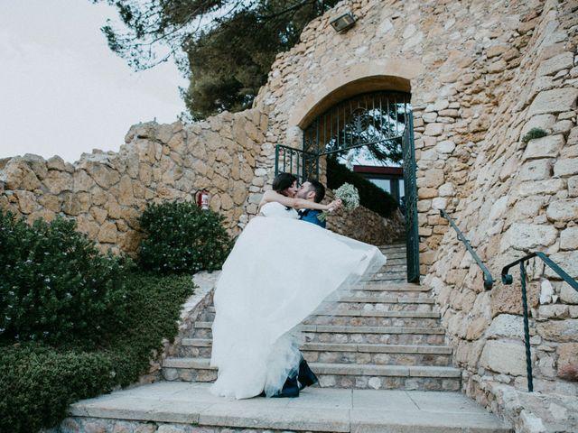 La boda de Iván y Bego en Altafulla, Tarragona 50