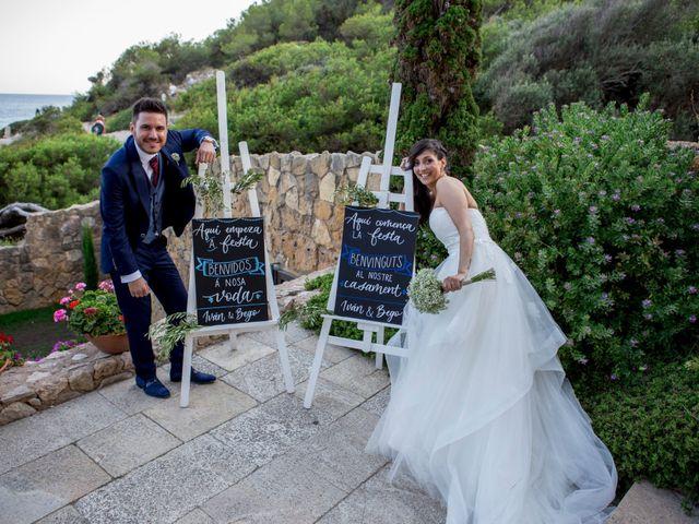 La boda de Iván y Bego en Altafulla, Tarragona 51
