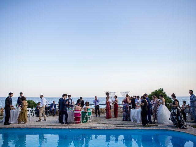 La boda de Iván y Bego en Altafulla, Tarragona 55
