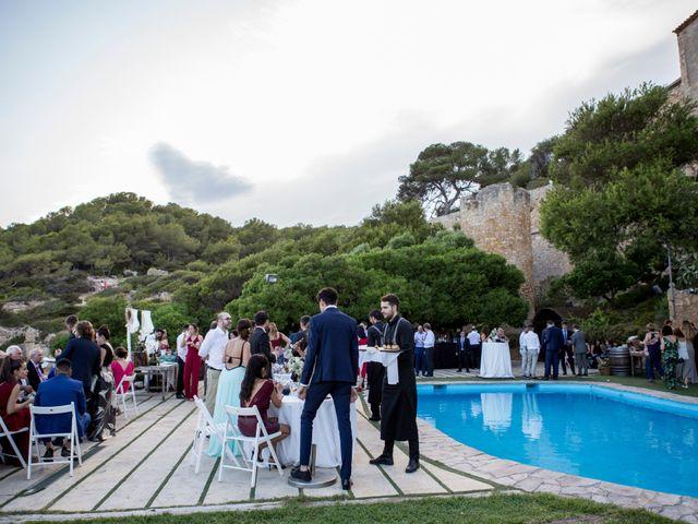 La boda de Iván y Bego en Altafulla, Tarragona 56