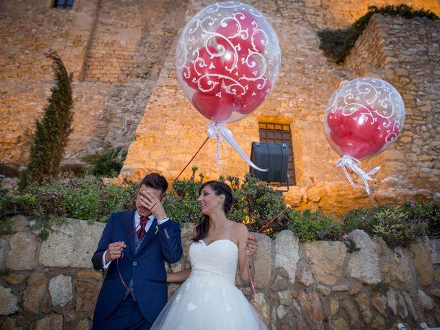 La boda de Iván y Bego en Altafulla, Tarragona 60